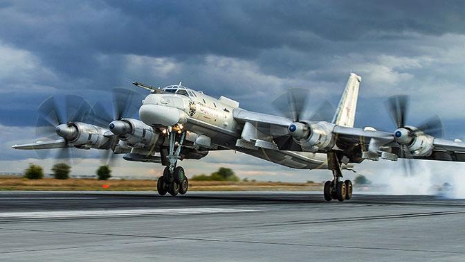 Российская дальняя авиация в этом году получила пять стратегических ракетоносцев