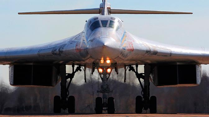 В Минобороны доказали превосходство российского Ту-160 над американским В-1В