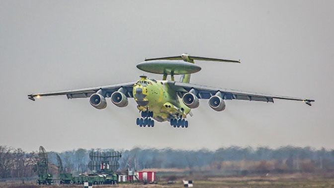 Самолет ДРЛО А-100 «Премьер» совершил второй испытательный полет
