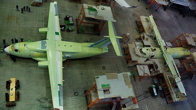 В ПАО «Ил» анонсировали сборку третьего и четвертого образцов Ил-112В в 2019 году