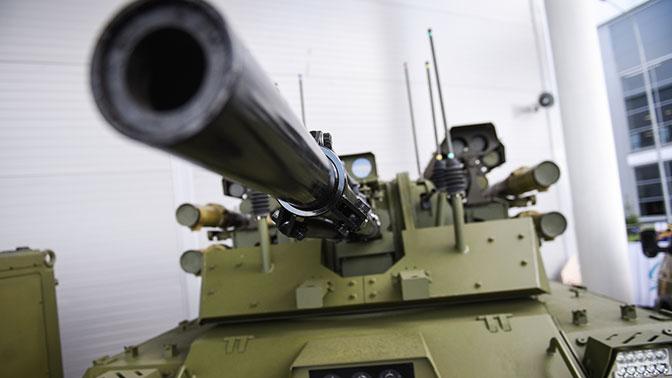 Боевые роботы «Уран-9» приняты на вооружение ВС России