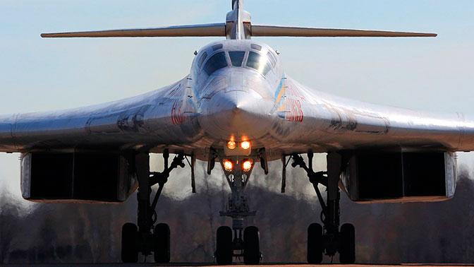 «Туполев» передал в эксплуатацию ВКС РФ модернизированный Ту-160