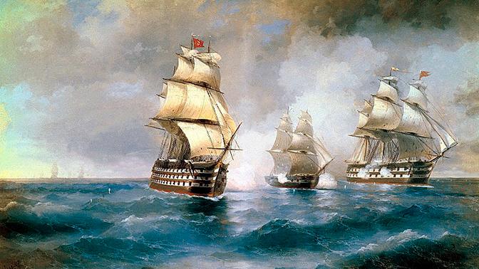 Имя легендарного брига получил строящийся корабль проекта «Каракурт»