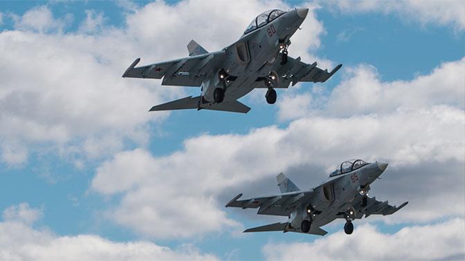 ОАК модернизирует Як-130 для заказчиков