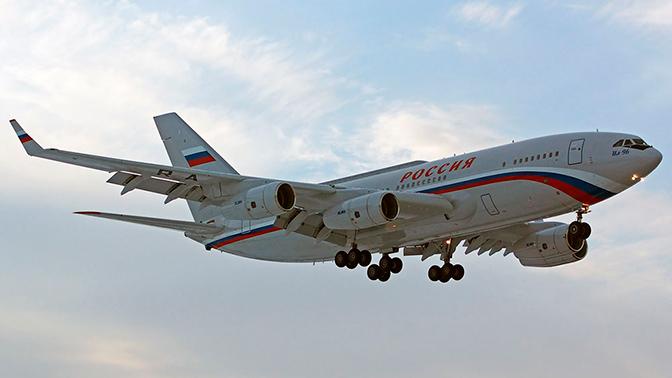 Представлен облик салона новейшего лайнера Ил-96-400М
