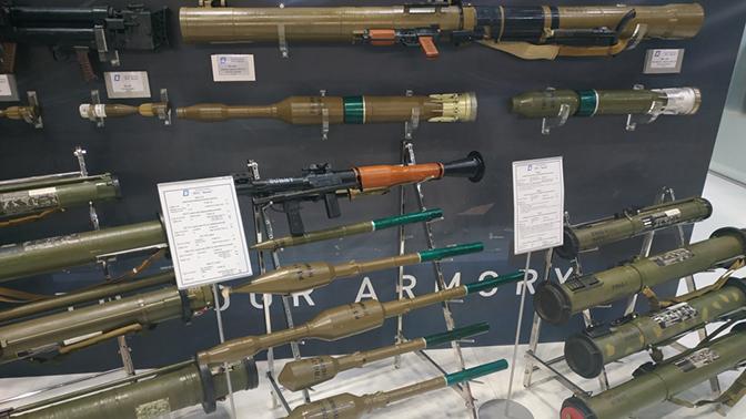 РФ представила боеприпасы нового поколения на выставке в Бразилии