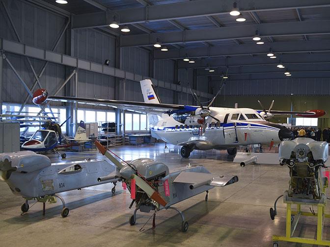 Министерство обороны получит модернизированные «Форпосты» и 35 учебно-тренировочных самолетов уральского производства