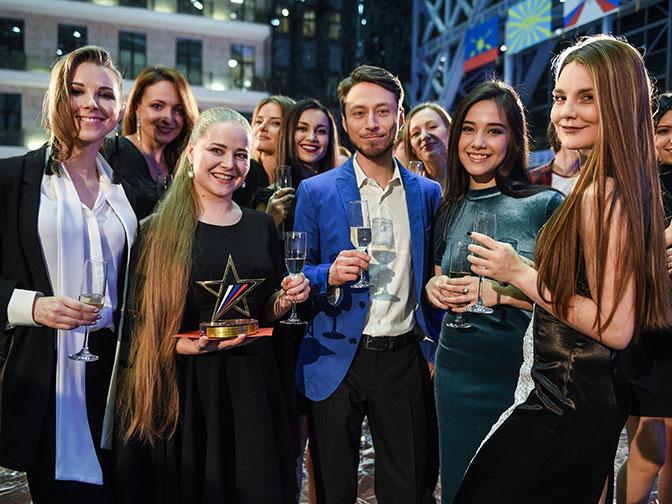 В Москве прошла церемония награждения победителей Всероссийского вокального конкурса «Новая Звезда»