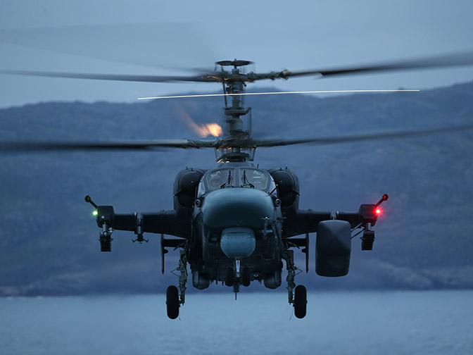 Морские стражи: пять легендарных палубных вертолетов России