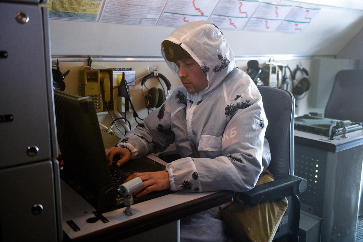Пуск баллистической ракеты «Искандер-М» под Астраханью: фоторепортаж
