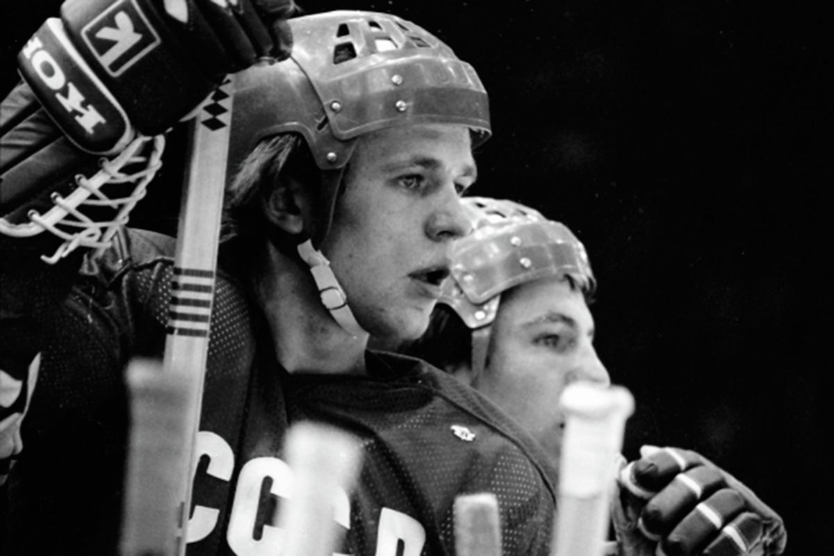 Слава советского хоккея: Фетисову - 60!