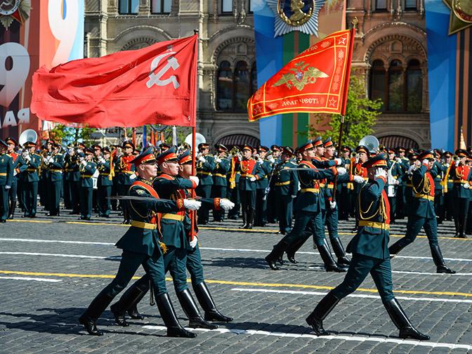 День торжества и памяти: как Москва встретила 73-ю годовщину Победы в Великой Отечественной войне