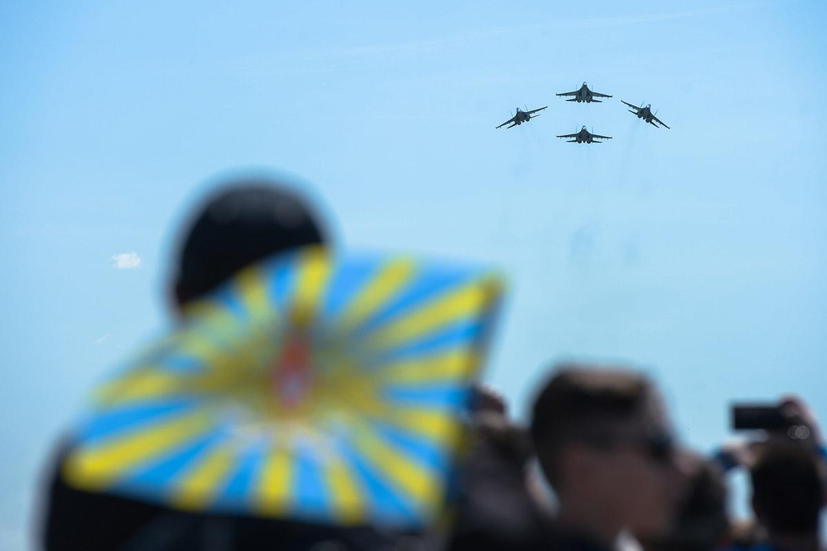 Прямое попадание: в Рязани завершился всеармейский этап конкурса «Авиадартс»