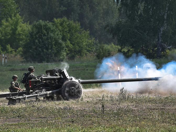 Починят все: российские военные стали лучшими в конкурсе «Мастер-оружейник»