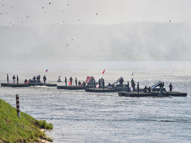 Военные инженеры из России победили на конкурсе «Открытая вода»