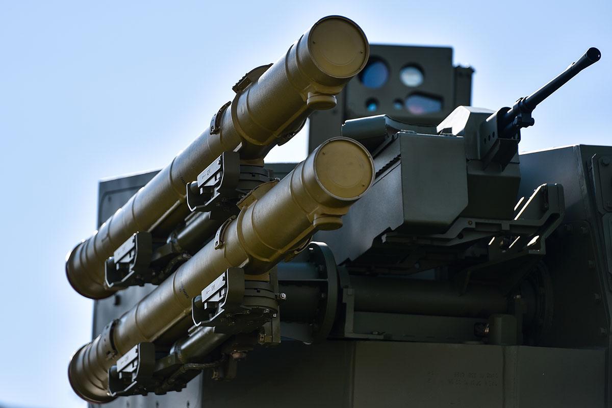 Ружье-антидрон, обновленный «Бук» и сирийский «Тигр»: что стоит посмотреть на «Армии-2018»