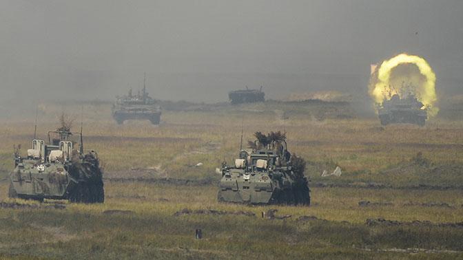 Самые масштабные: на Дальнем Востоке завершились маневры «Восток-2018»