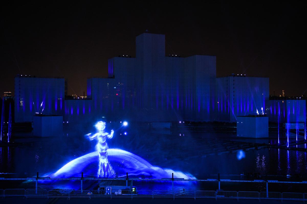 В «Круге света»: как проходит один из самых зрелищных фестивалей осени