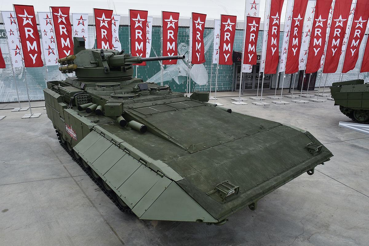 Обновленная броня: главные новинки «Армии-2019»