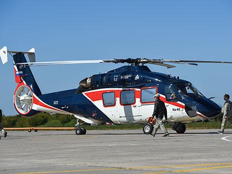Вертолет Ка-62
