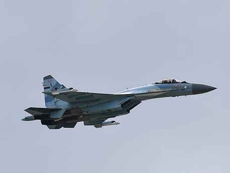 Боевая авиация ВКС РФ