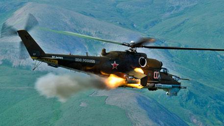 Как Ми-24В уничтожил израильский истребитель: уникальные рекорды российских вертолетов