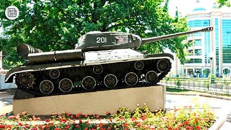 Танк Победы: как ИС-2 немецких «Тигров» истреблял