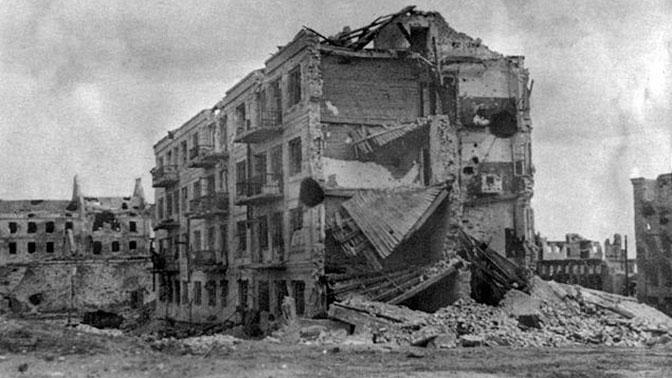 Как горстка советских солдат остановила армию гитлеровцев: загадка дома Павлова