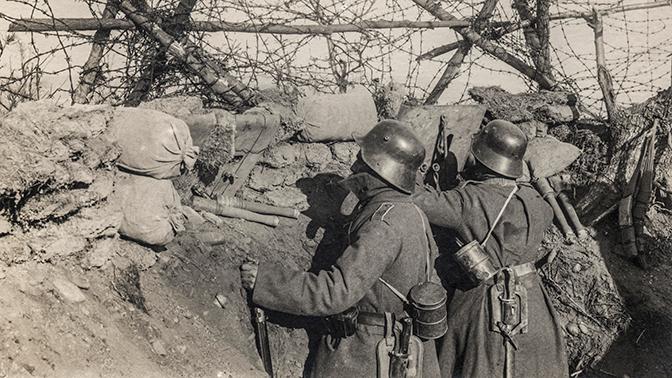 Первая мировая как первый акт глобальной войны ХХ века