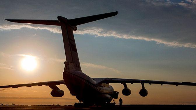 ВКС доставили в Кубинку самолеты для экспозиции в парке «Патриот»