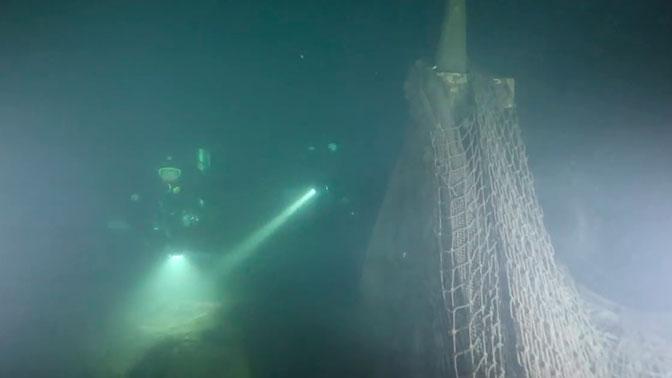 «Мешали тралы»: поисковик раскрыл подробности о погибшей советской подлодке «Семга»