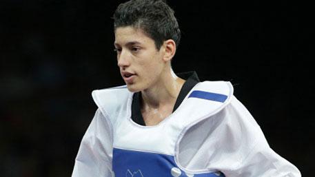 Денисенко вышел в финал соревнований по тхэквондо