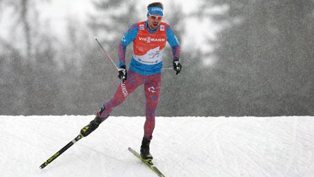 Россиянин Сергей Устюгов одержал четвертую победу на «Тур де Ски»