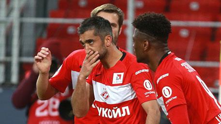 «Спартак» уступил «Црвене Звезде» в товарищеском матче