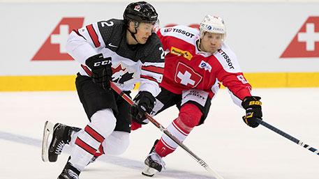 Картинки по запросу фото сборных канада - швейцария по хоккею