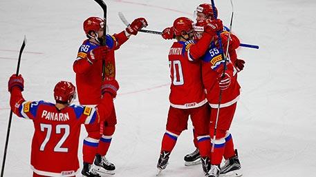 Российские хоккеисты побили полувековой рекорд сборной СССР