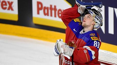 Букмекеры оценили шансы российских хоккеистов победить Чехию