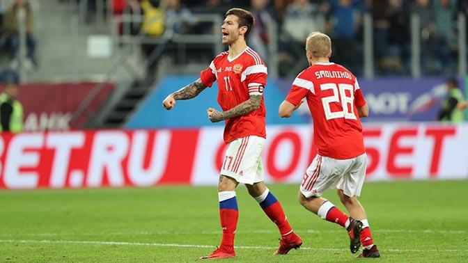 Итальянский арбитр назначил второй пенальти в ворота сборной РФ в матче с Испанией