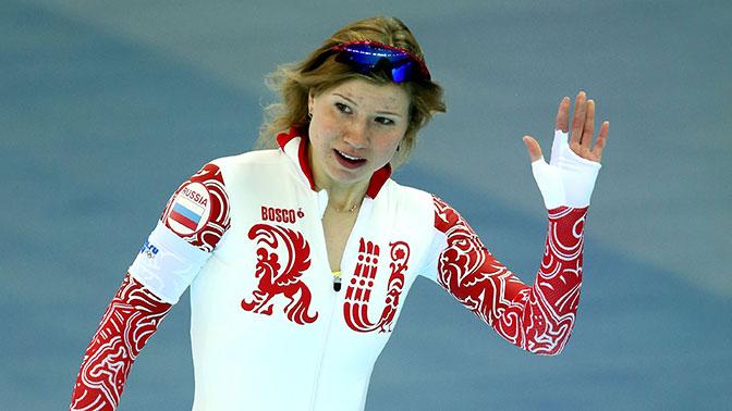 Челябинскую конькобежку Ольгу Фаткулину отстранили отучастия вОлимпиаде