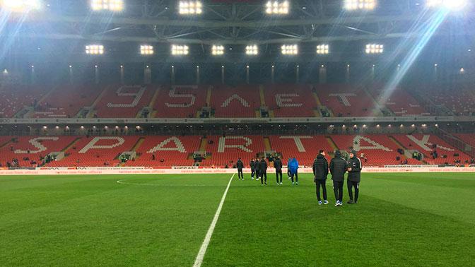 «Спартак» и«Зенит» назвали составы наматч 18-го тура Премьер-лиги