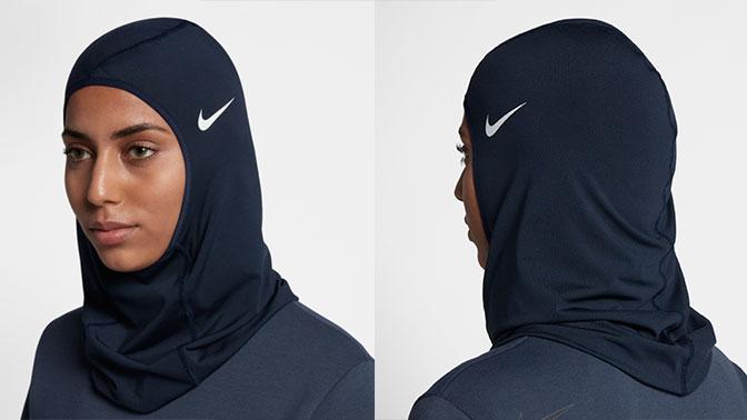 1-ый вмире спортивный хиджаб вышел в реализацию