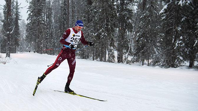 Русские лыжники решили участвовать вОлимпиаде