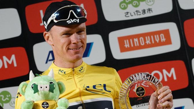 Лучший велогонщик мира ипризёр Рио-2016 англичанин Фрум попался надопинге