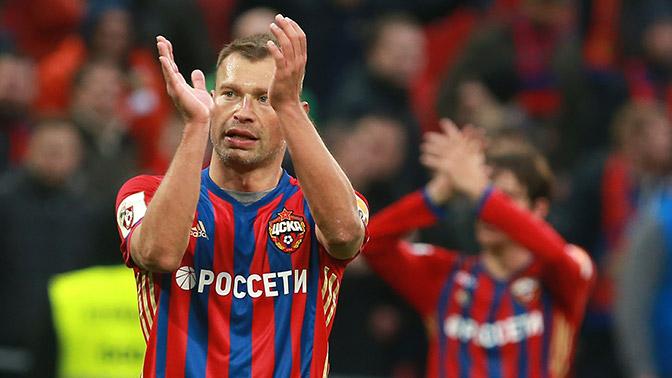 ЦСКА хочет продлить договоры сИгнашевичем иБерезуцкими