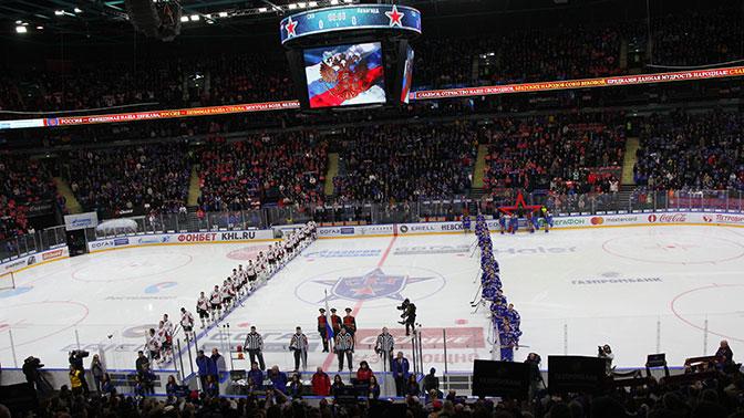 Санкт-Петербург может провести чемпионат мира похоккею 2024 года