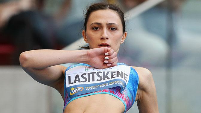 Легкоатлетка Мария Ласицкене поставила мировой рекорд настоличном турнире