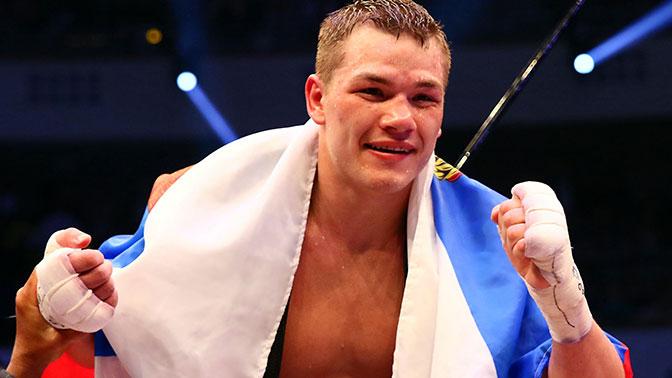 Русский  боксер Федор Чудинов остался недоволен собой после победного боя сЛайне