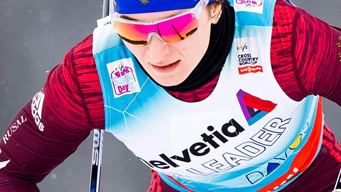 Выступление под нейтральным флагом добавляет злости— Лыжница Непряева