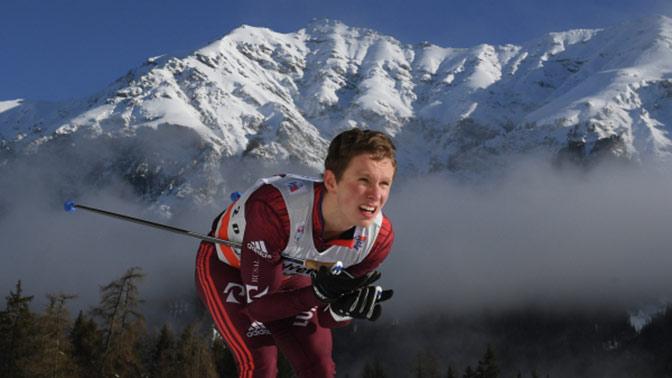 Лыжник из России Денис Спицов завоевал бронзу на ОИ-2018