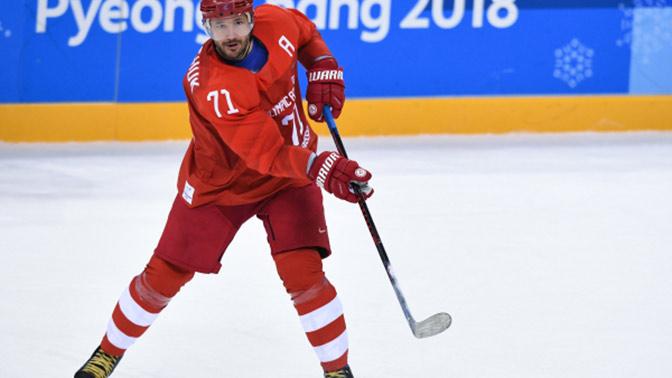 Ковальчук побил рекорд Буре по количеству заброшенных шайб на Олимпийских играх